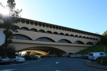 The Marin County Civic Center.